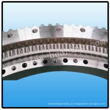 Rolamento de rolamento de rolo de três rodas de alta resistência 131.32.1800
