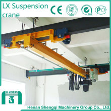 Grúa puente colgante modelo Lx de 0,5 a 10 toneladas