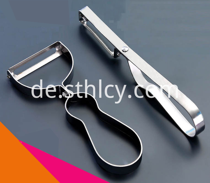 304Stainless Steel Vegetable Peeler