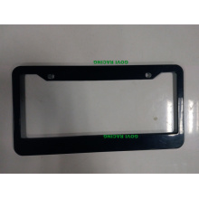 Black ABS Car Auto License Plate Frames Frame 312X160mm Licence Plate