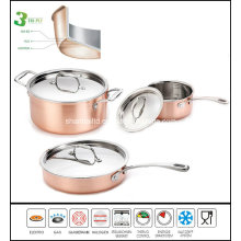 Cookware All Clad Copper Cookware