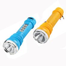 Lampe de table rechargeable à lampe de poche LED