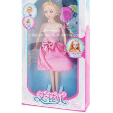 Nuevo juguete plástico de Doll Sisters 2016