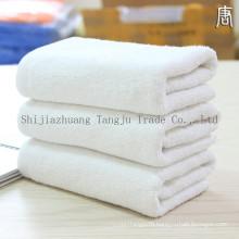 стиральная полотенце для отель/белый хлопок ткань