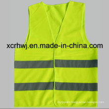 Security Guard Reflective Vest, Reflective Safety Yellow Reflective Vest, Orange Reflective Vest, Traffic Safety Vests, Roadway Safety Vest Supplier