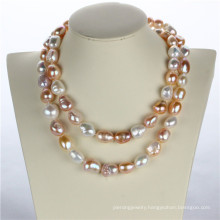 Snh 36inches Long Fashion Pearl Necklace for Women