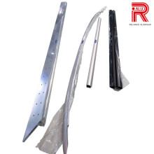 Алюминиевые / алюминиевые профили для профилей для стойки / несущей конструкции