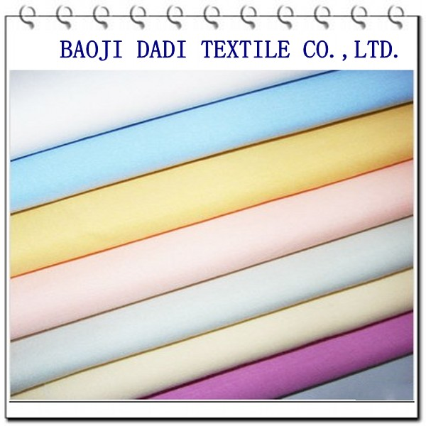 Plain Dyed Cotton Cloth