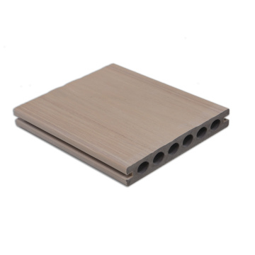 Decking co-extrudé de haute qualité 140x25mm WPC