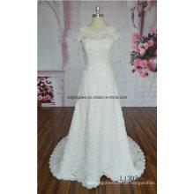 2016 Wedding Dress Ballkleid spanischen Sweep Zug gut zu berühren