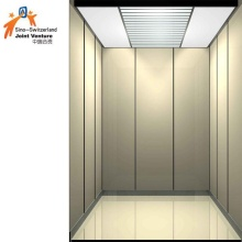Passenger Elevator with Mirror Stainless Steel