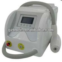 Máquina del laser del tatuaje del precio del epilator del laser 1064nm