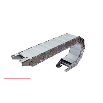 Galvanized Closed Stainless Steel Cable Drag Chain