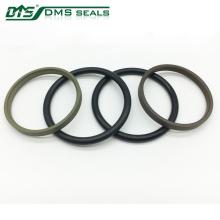 hydraulic cylinder rod seal plastic pom seal