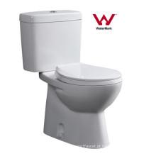 Watermark Sanitary Ware Banheiro Cerâmica Two Piece Toilet (555)