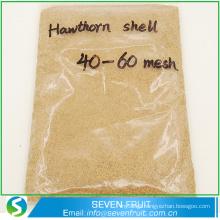 Porosity materials exfoliator walnut shell grit/polishing materials