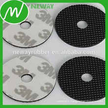 Fixation Functional Adhesive Silicone Rubber Washer