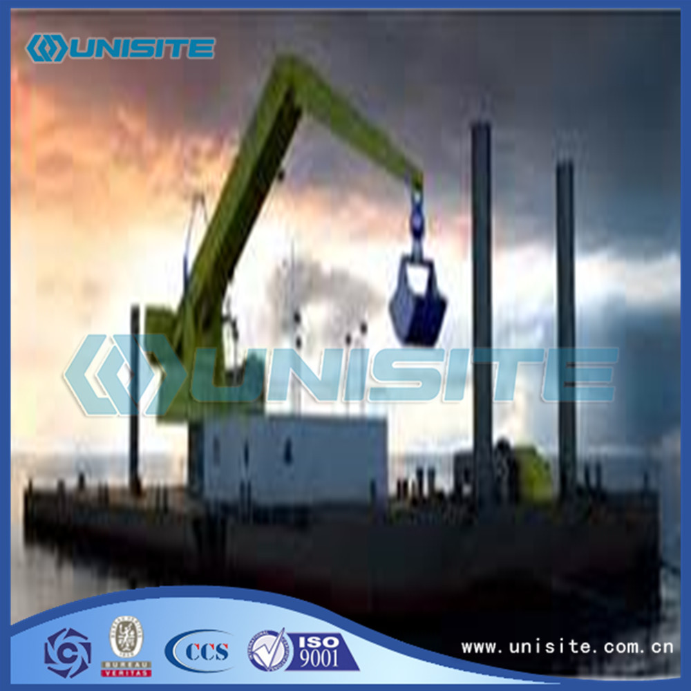 Bucket Wheel Dredger