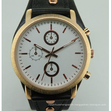 New style fashion gift man design watch movement for sale