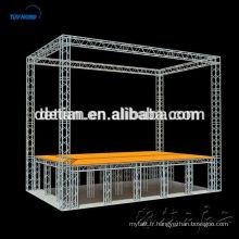 système de treillis en aluminium d'étape à vendre, étape de concert de Changhaï