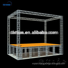 stage aluminum truss system for sale,concert stage from shanghai