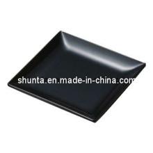 100%Melamine Dinnerware-Rectangle Plate/Melamine Square Plate (QQBK4116)