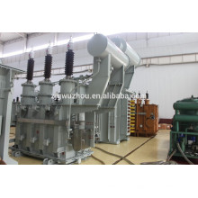 7000kVA 69kV export to Dominica power transformer