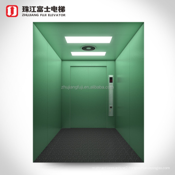 China Supplier traction machine warehouse lift residential freight elevator price