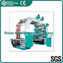 Changhong Machine à imprimer en tissu non tissé couleur (CE)