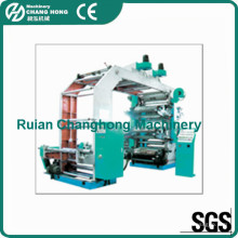 Changhong 6 Colour Non Woven Fabric Material Printing Machine (CE)