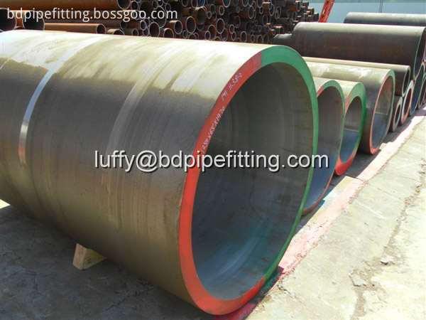 P9 seamless pipe