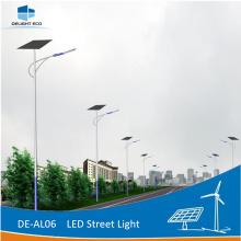 DELIGHT 4M Pathway Solar Outdoor Street Lighting