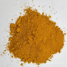 Pigmento de óxido de hierro amarillo