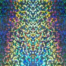 Holographische Lasertransfer-Metallisierungs-PET-Grundfolie
