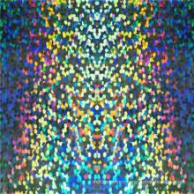 Holographic Laser Transfer-Metallization PET Base Film