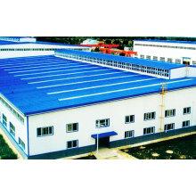 Prefabricated Steel Structure Warehouse (SSWW-16059)