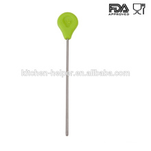 Silicone kitchen accessories high quality custom silicone cake tester