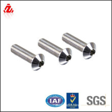 stainless steel Round Head Bolts