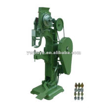 Quatro-prego rebitar máquina de garra para rebitar pregos de quatro-garra