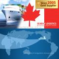 Expédition compétitive vers le Canada / Montréal / Vancouver / Halifax / Toronto