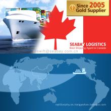 Envío Competitivo a Canadá / Montreal / Vancouver / Halifax / Toronto
