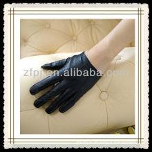 2013 nuevos guantes de cuero de los estilos para el coche de la impulsión