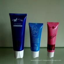 Crème à main de cosmétiques Tube Tube