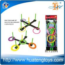 Los niños de Wholsale jugar juguete de plástico de juguete de plástico juego de lanzar H172594