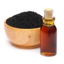 100% Natural Black Cumin Seeds Oil 4% Thymoquinone