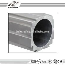 Perfil de extrusão de cauda de andorinha de alumínio 6063 t6 em taiwan