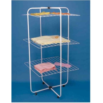 Vierkante Multi-Use Drying Cart