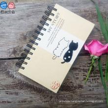 Fashion Cheap Chinese Pocket Spiral Mini Notebook (NP-X-136P-0005)