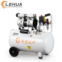0.55kw 50l one air pump dental air compressor