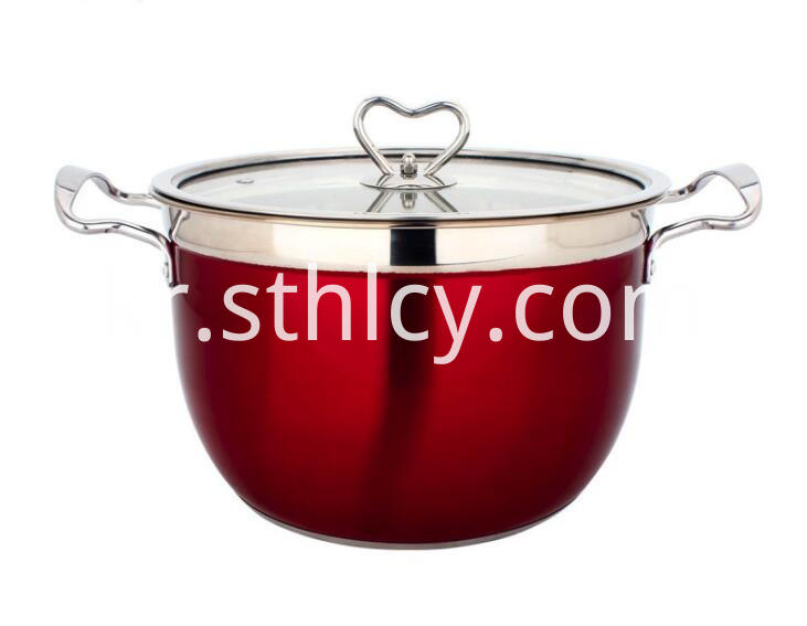 Stainless Steel Pot Set On Sale